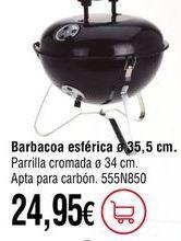 Oferta de Barbacoas por 24,95€
