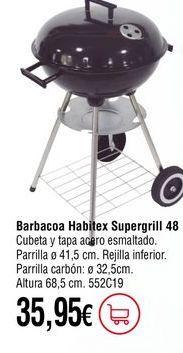 Oferta de Barbacoas por 39,95€