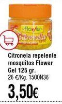 Oferta de Repelente de mosquitos por 3,5€