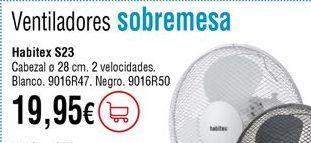 Oferta de Ventiladores por 19,95€