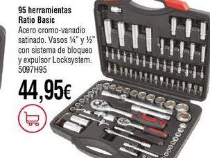 Oferta de Herramientas por 44,95€