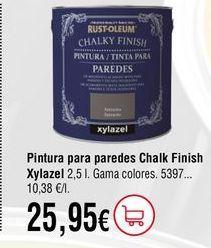 Oferta de Pintura por 25,95€