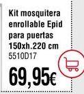 Oferta de Mosquiteras por 64,95€
