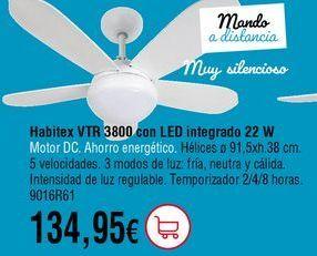 Oferta de Ventiladores por 134,95€