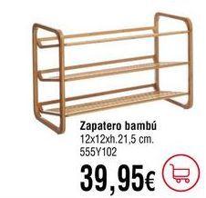 Oferta de Zapatero por 39,95€