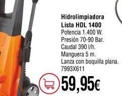 Oferta de Hidrolimpiadora por 59,95€