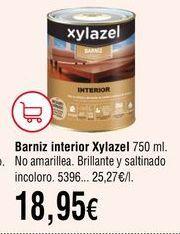 Oferta de Barniz por 18,95€