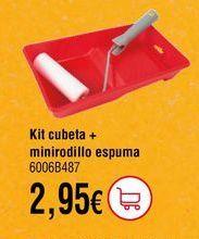 Oferta de Cubeta para pintura por 2,95€