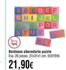 Oferta de Baldosas por 21,9€