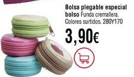 Oferta de Bolsa plegable por 3,9€