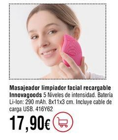 Oferta de Masajeadores por 17,9€