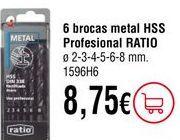 Oferta de Brocas por 8,75€