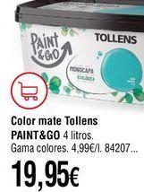 Oferta de Pintura por 19,95€