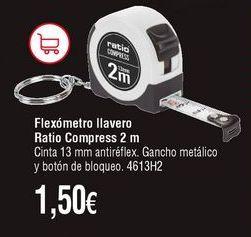 Oferta de Flexómetro por 1,5€