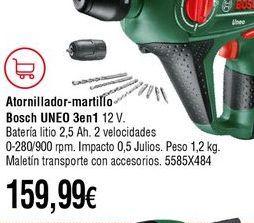 Oferta de Atornillador por 159,99€