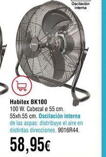 Oferta de Ventiladores por 58,95€