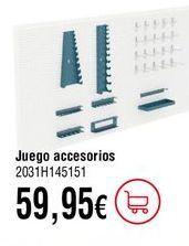 Oferta de Accesorios por 59,95€
