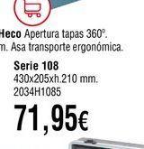 Oferta de Caja de herramientas por 71,95€