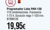 Oferta de Programador de grifo por 19,95€