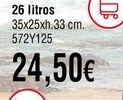 Oferta de Nevera por 24,5€