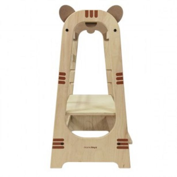 Oferta de Torre de aprendizaje madera por 139€