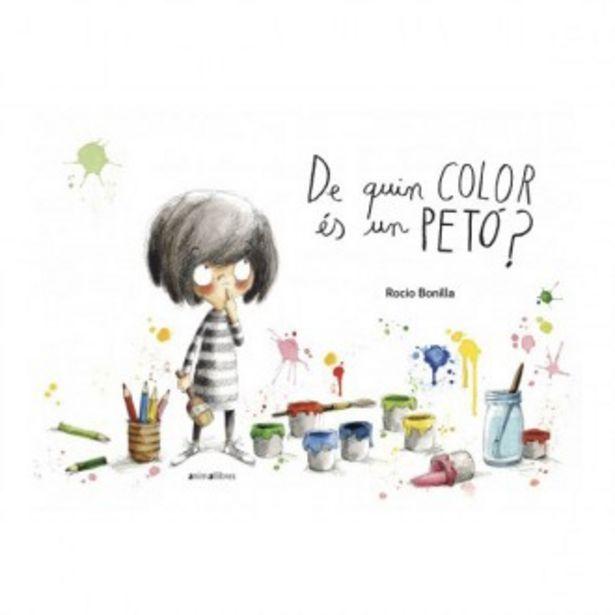 Oferta de De quin color és un petó? por 15,15€