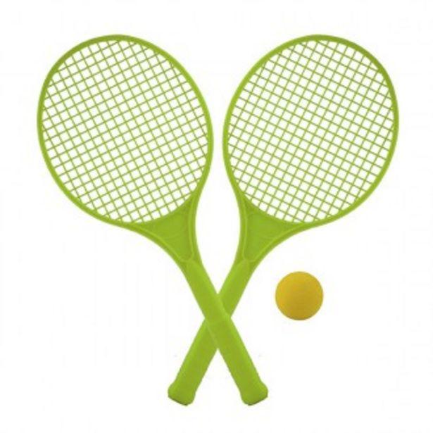 Oferta de Juego de raquetas por 9,5€