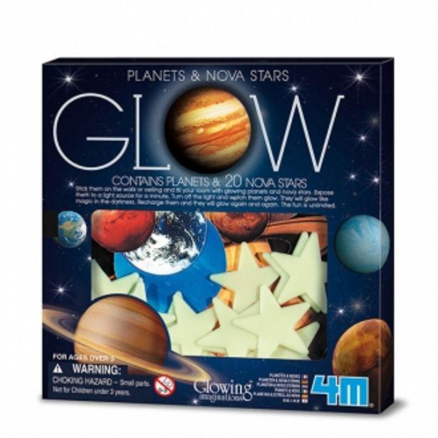 Oferta de Súper nova brillante y planetas de papel por 6,1€