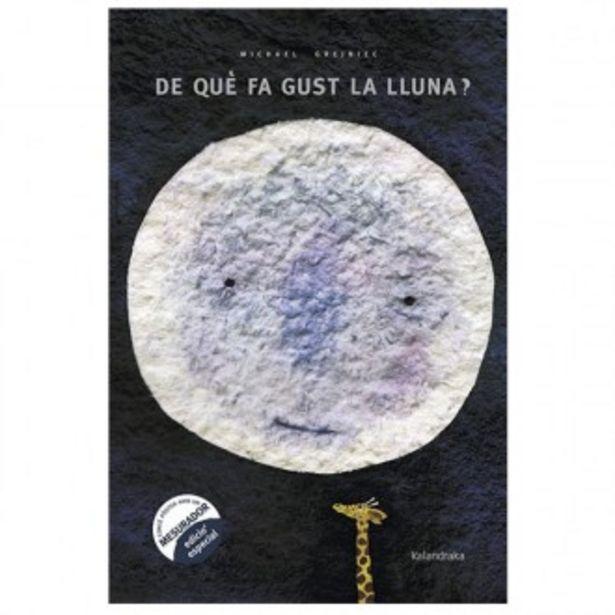 Oferta de De què fa gust la lluna? por 14,25€
