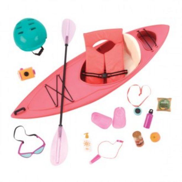 Oferta de Set aventura en kayak por 42,46€