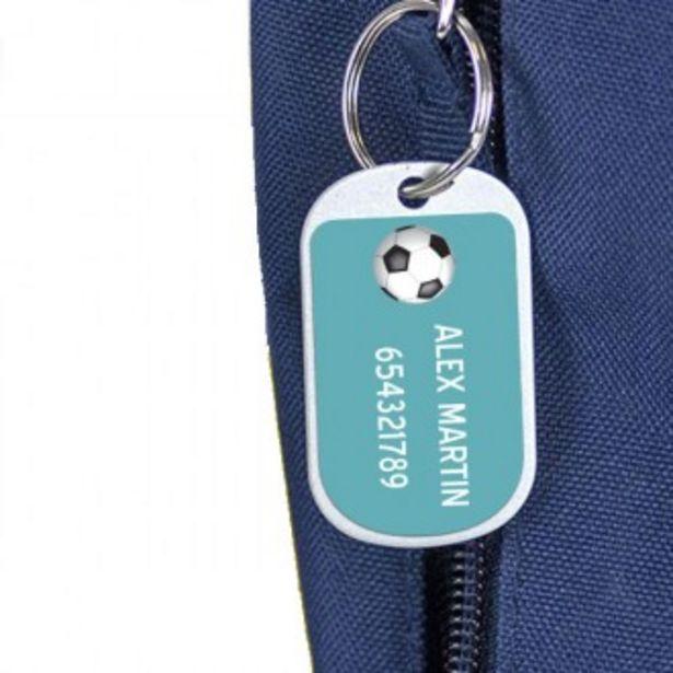 Oferta de Chapas identificativas para maletas por 9,95€