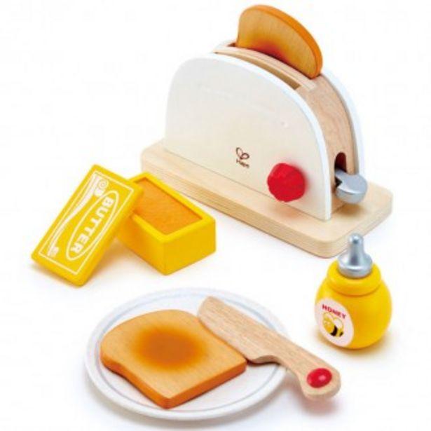 Oferta de Set tostadora para cocinita por 21,95€