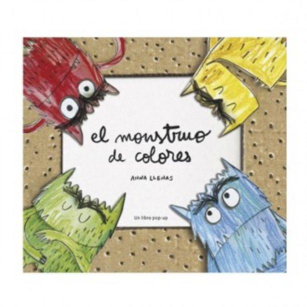 Oferta de El monstruo de colores (pop-up) por 21,76€