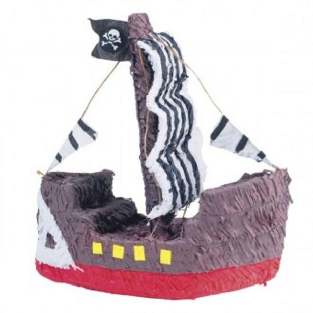Oferta de Piñata barco pirata por 22,84€