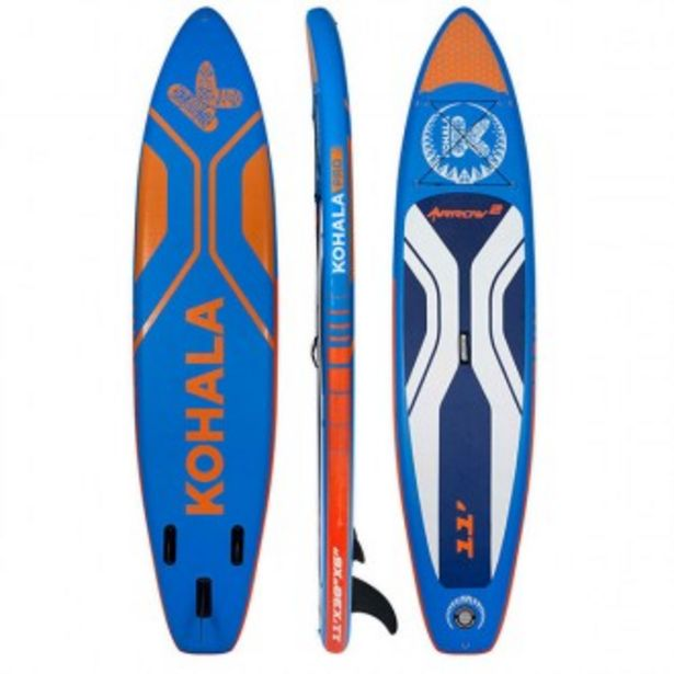Oferta de Tabla de paddle surf arrow 2 por 528,92€
