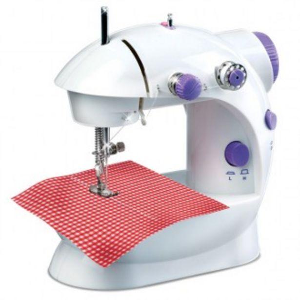 Oferta de Fashion week máquina de coser por 49,99€
