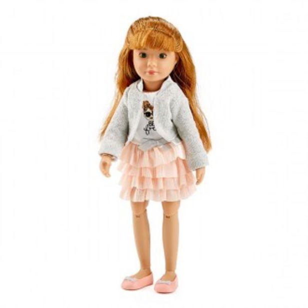 Oferta de Kruselings chloe muñeca casual por 24,99€