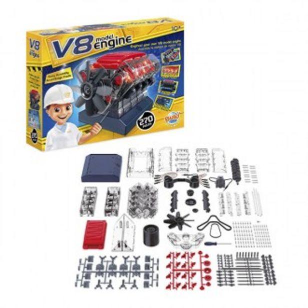Oferta de Kit para construir motor v8 por 50,86€
