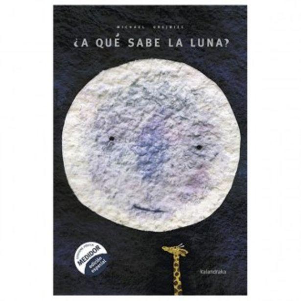 Oferta de A que sabe la luna? por 14,25€