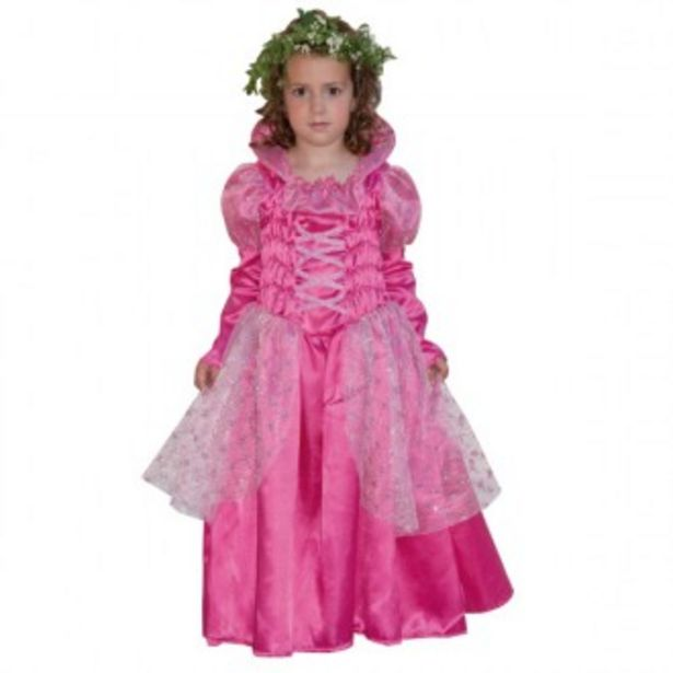 Oferta de Disfraz princesa talla 10 por 19,97€