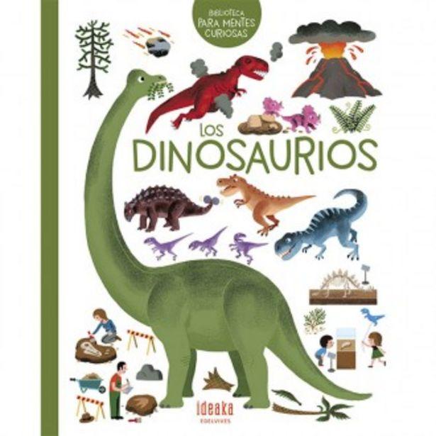 Oferta de Los dinosaurios por 12,3€