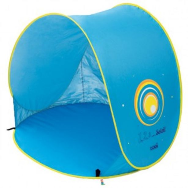 Oferta de Protector solar para bebés color azul por 26,85€
