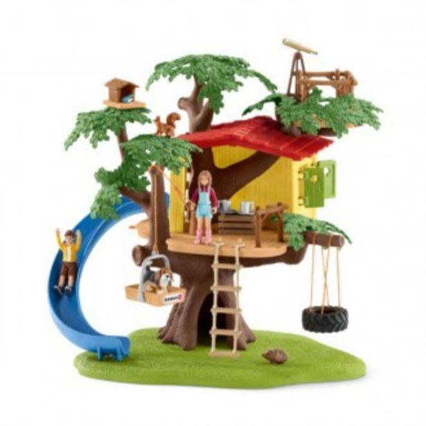 Oferta de Casa árbol de aventuras por 58,88€