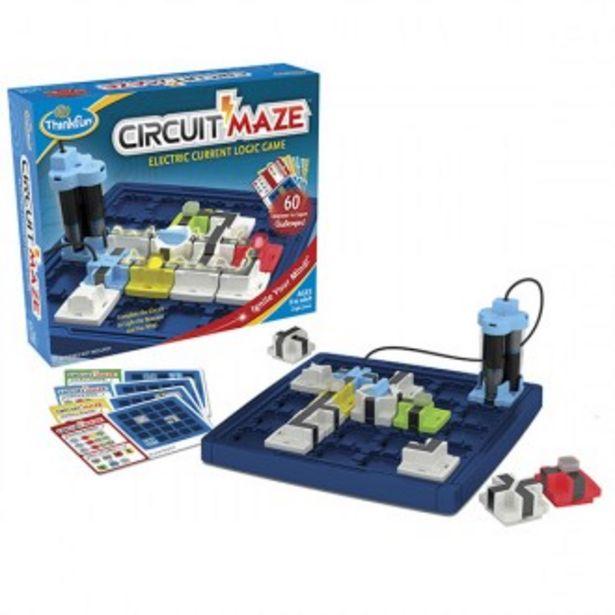 Oferta de Juego de mesa circuit maze por 32,11€
