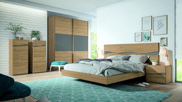 Oferta de Dormitorio de matrimonio por 438€