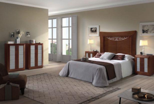 Oferta de Dormitorio de matrimonio completo Teka – Plata por 2167€