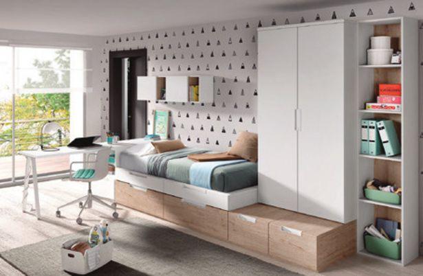 Oferta de Dormitorio juvenil completo por 1936€