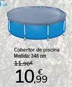 Oferta de Cobertor de piscina por 10,99€
