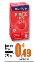Oferta de Tomate frito Unide, 390 g por 0,49€