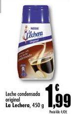 Oferta de Leche condensada original La Lechera, 450 g por 1,99€